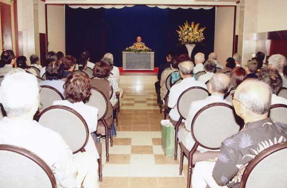 紅葉山会館設立5周年記念イベント 岡田 彰布氏講演会
