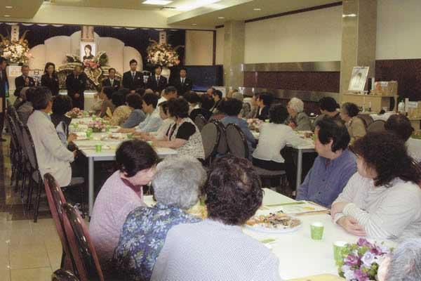 紅葉山会館「内覧会」を開催致しました。