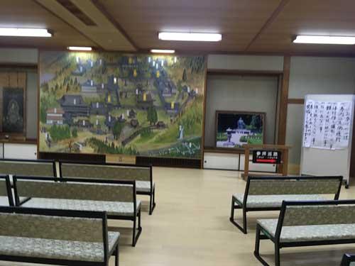 永平寺の鳥観図3(吹田市紅葉山会館の葬儀の豆知識)