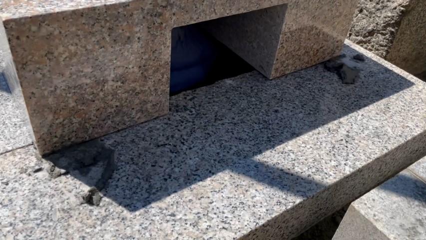 吹田市内本町のお墓リフォーム(紅葉山会館8)