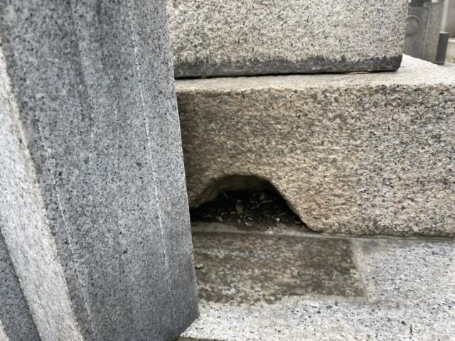 吹田市内本町のお墓リフォーム(紅葉山会館18)