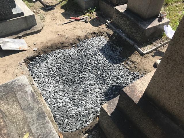 吹田市内本町のお墓リフォーム(紅葉山会館25)